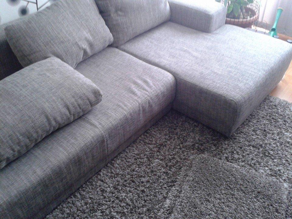 coltar canapea dupa retapitare