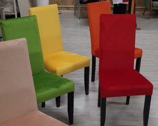 scaun inainte de retapitare